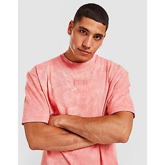 New STATUS Men's Shade T-Shirt from JD Outlet Red