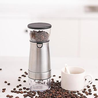 USB Coffee Grinder Home Recharge Pepper Mill Machine Electric Coffee  Coffee Grinders