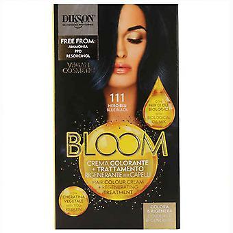 Tinte Permanente Bloom Dikson Muster 111 Azul Negro