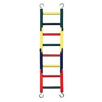 "Prevue Carpenter Creations Hardwood Bendable 15"" Bird Ladder - 1 количество"