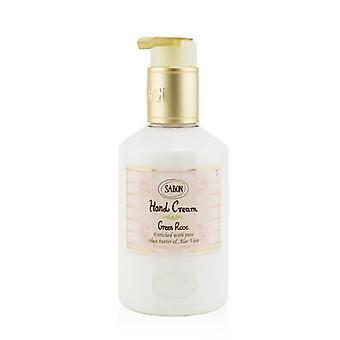 Sabon Hand Cream - Green Rose 200ml/7oz