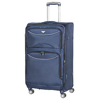 Leichte 8 Rad Soft Case Koffer virgin Delta Kabine tragen auf Handgepäck