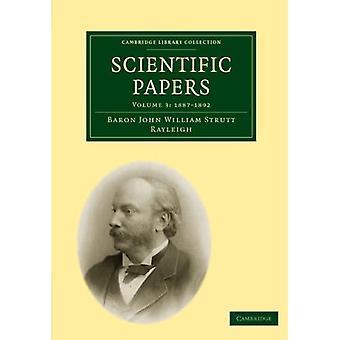 Wissenschaftliche Arbeiten (Cambridge Library Collection - Mathematik) (Band 3)