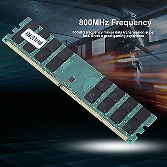 Pc2-6400 Ddr2 4gb 800 Mhz Ram Memory For Amd