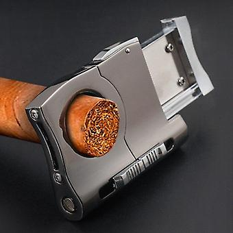 Cigar Cutters Cigar Punches Double Drill Hole Openers Cigar Accessories Cigar Cutters Accessories