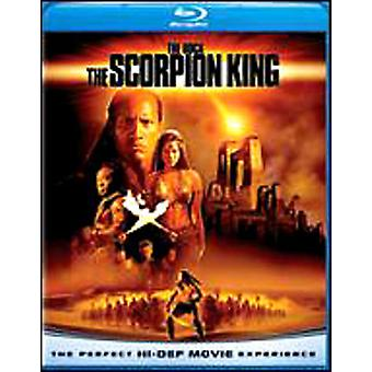 Scorpion King [Blu-ray] [BLU-RAY] USA import
