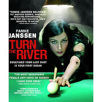 Turn the River [Blu-ray] USA import