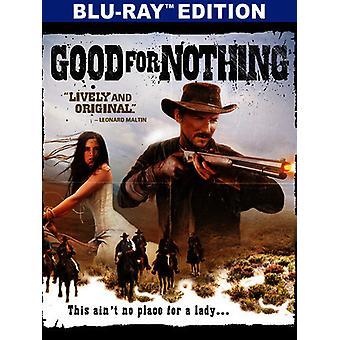 Bra för ingenting [Blu-ray] USA import