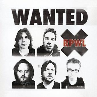 Rpwl - Wanted [CD] USA import