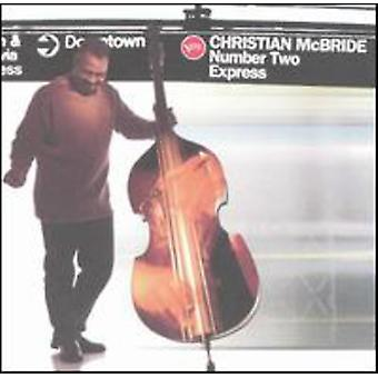 Christian McBride - Number Two Express [CD] USA import