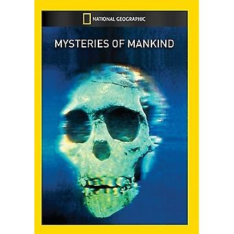Mysteries of Mankind [DVD] USA import