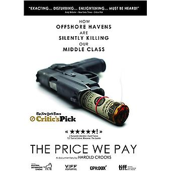 Price We Pay [DVD] USA import