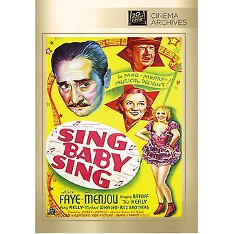 Chanter l'importation USA bébé chanter [DVD]