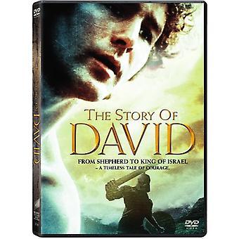 A importação dos EUA história de David [DVD]