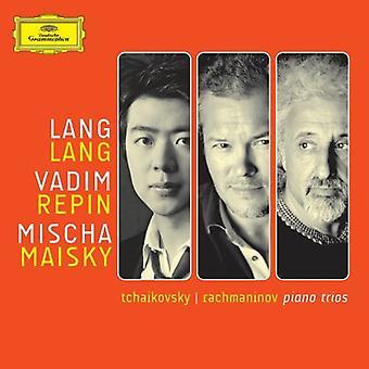 Lang Lang/Repin/Maisky - Tchaïkovski, Rachmaninov: Importation USA Piano Trios [CD]