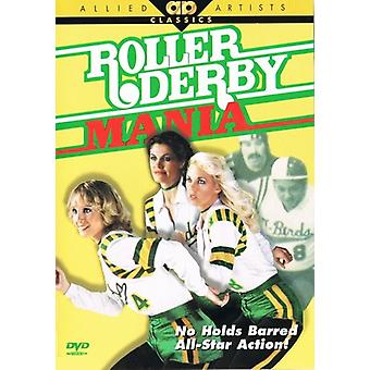 Roller Derby Mania [DVD] USA import