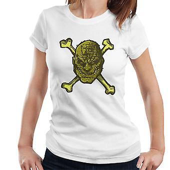 Croc Bones Supervillain Women's T-Shirt