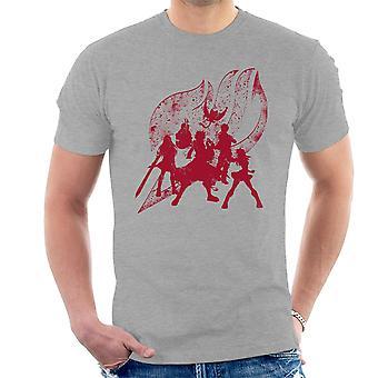 Power Fairytail Men's T-Shirt