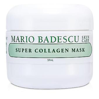 Mario Badescu Super Collagen Mask - For Combination/ Dry/ Sensitive Skin Types - 59ml/2oz