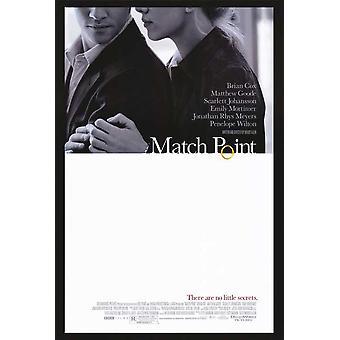 Coincidir com o ponto Movie Poster (11 x 17)