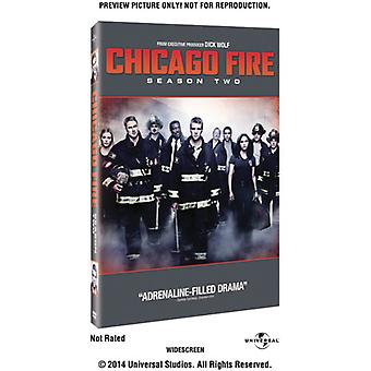 Chicago Fire: Staffel 2 [DVD] USA import