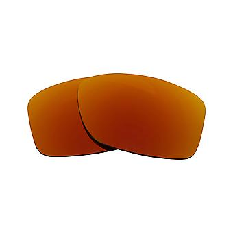 Polarized Replacement Lenses for Oakley Jupiter Carbon Sunglass Red Anti-Scratch Anti-Glare UV400 by SeekOptics