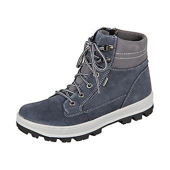 Superfit Tedd Nautic Kombi Velour Textil 80047395 sapatos universais de inverno infantis