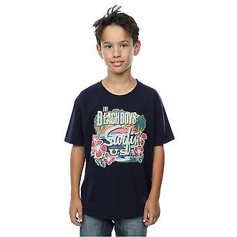 The Beach Boys Boys Surfin USA T-Shirt