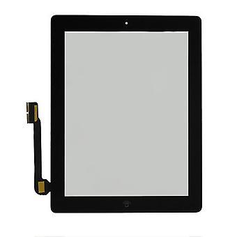 iPad 3 skjermen-svart-A + kvalitet