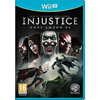 Injustice Gods Among Us (Nintendo Wii U) - New