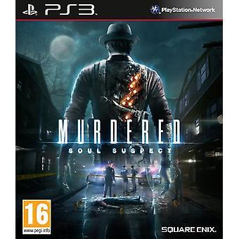 Podejrzany o morderstwo duszy (PS3) - Nowy