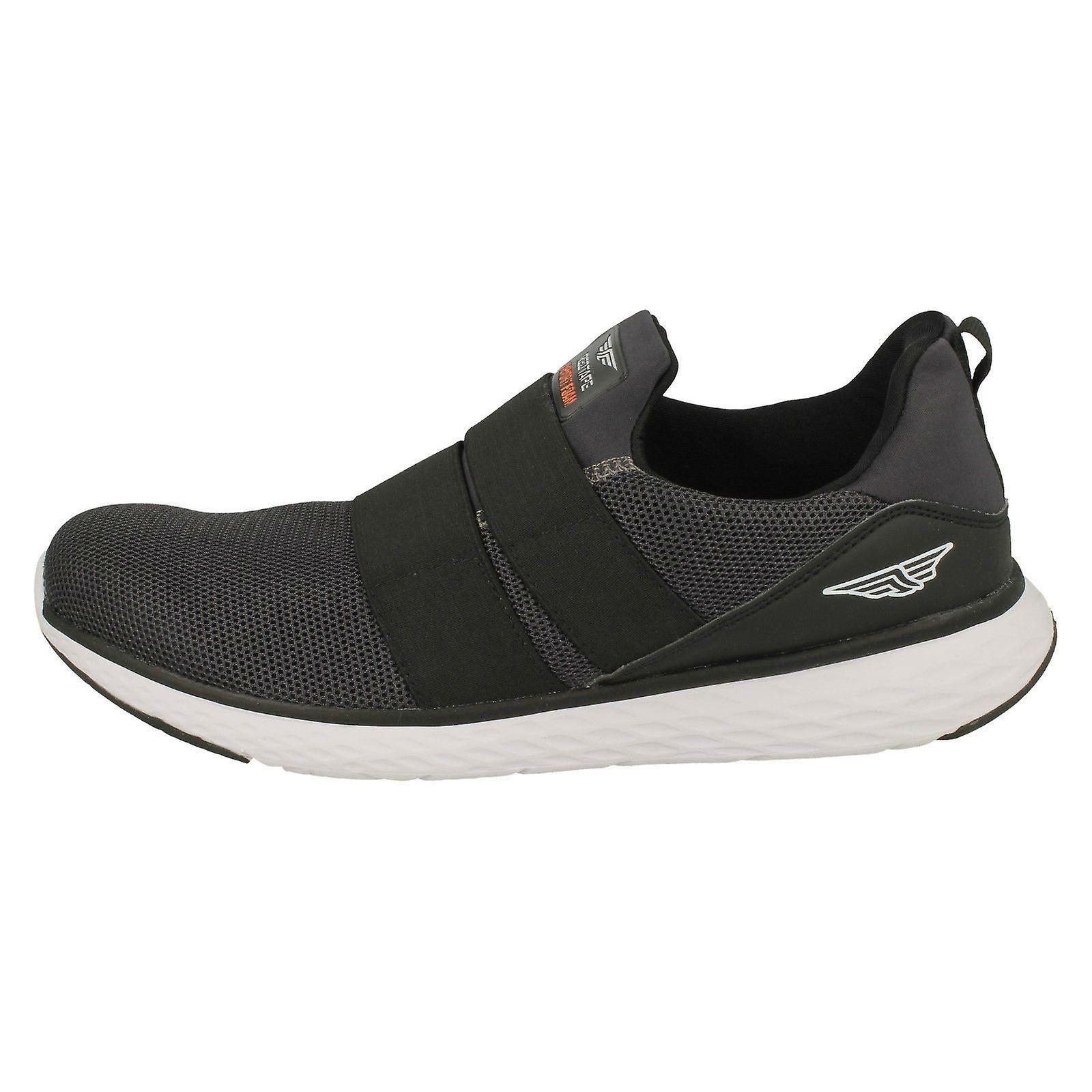 Mens Redtape Casual Slip On Trainers Rsc0061