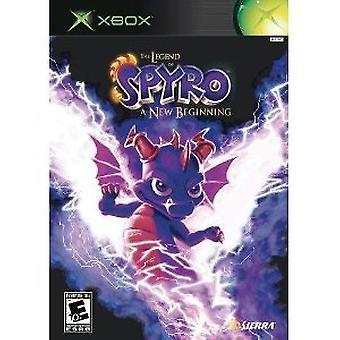 de legende van Spyro nieuw begin Xbox-nieuw
