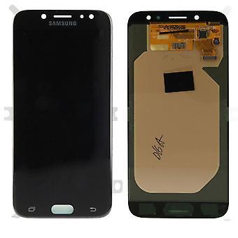 הצג LCD להגדיר המלא GH97-20736A חור עבור Samsung Galaxy J7 J730F 2017
