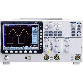 GW Instek GDS-3252 Digitale 250 MHz 2 canali 2,5 GS/s 25 KP 8 Bit Archiviazione digitale (DSO)