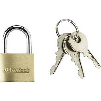Basetech 3 näppäintä 1362630 kulta keltainen avain