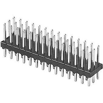 W & P produkter 945-12-009-00 Multi Pin Connector antal stifter: 3 x 3 nominelle strøm (detaljer): 3 A