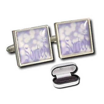 Sorted Cufflinks - just right for the perfect man!