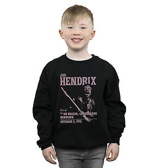 Jimi Hendrix Boys Live In Copenhagen Sweatshirt