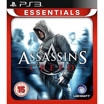 Assassins Creed Essentials PS3 spil
