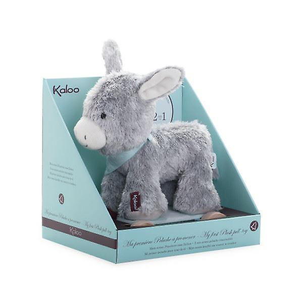 Kaloo Les Amis - Pull Along Donkey 'Regliss' 2-in-1