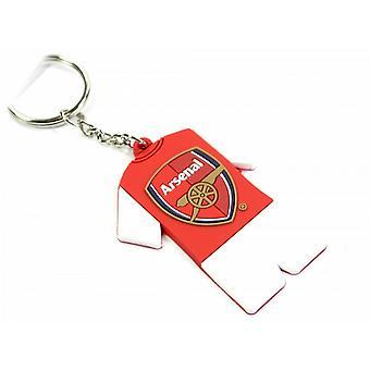 Arsenal FC Official PVC Full Kit Keyring