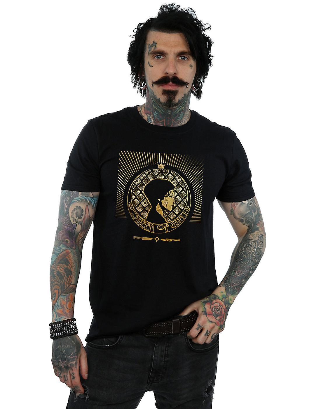 Supernatural Men's Abbadon Crest T-Shirt