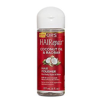 ORS HAIRepair Coconut Oil & Baobab Intense Moisture Creme 142g