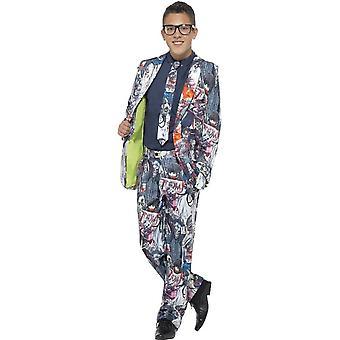 Zombie Suit, Teen S