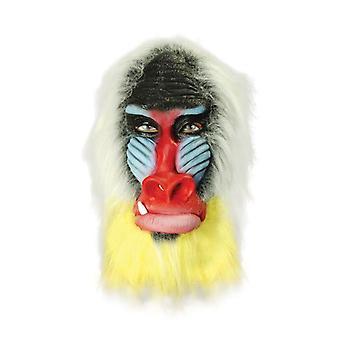 Maschera di babbuino.