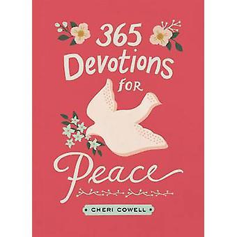تأملات 365 للسلام من جانب شيري كويل-كتاب 9780310359562