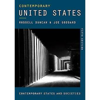 Contemporary United States - An Age of Anger and Resistance by Russell