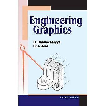 Engineering Graphics by Binoy Bhattacharyya - S.C. Bera - 97881907462