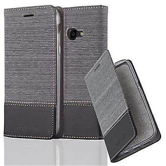 Case for Samsung Galaxy Xcover 4 Foldable Phone Case - Cover - with Stand Function and Card Tray